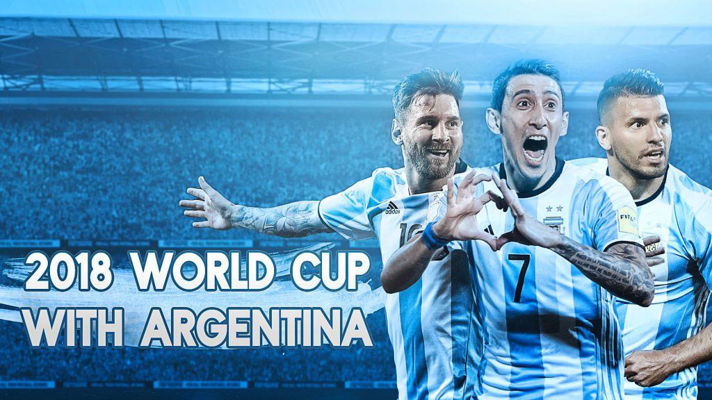 world cup 2018 argentina