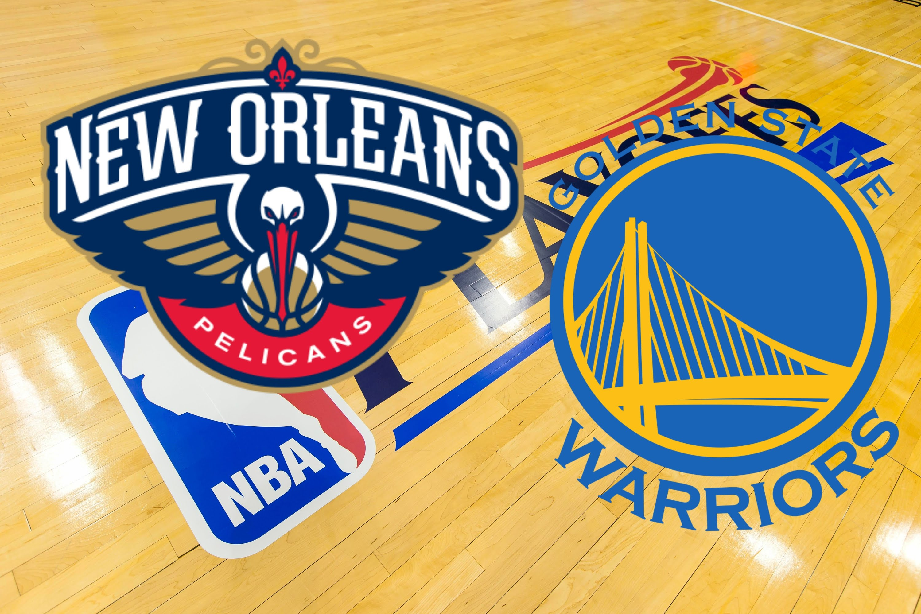 Golden State Warriors vs New Orleans Pelicans