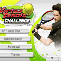 game tennis Virtual Tennis Challenge
