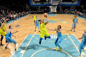 Dallas Wings Nữ vs Chicago Sky Nữ