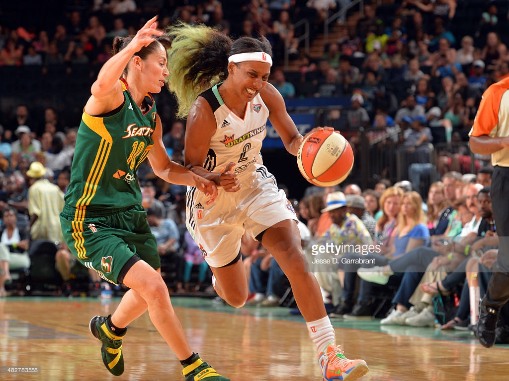 New York Liberty vs Seattle Storm
