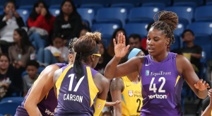 Los Angeles Sparks Nữ vs Atlanta Dream Nữ