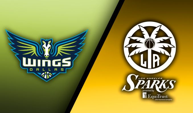Los Angeles Sparks vs Dallas Wings