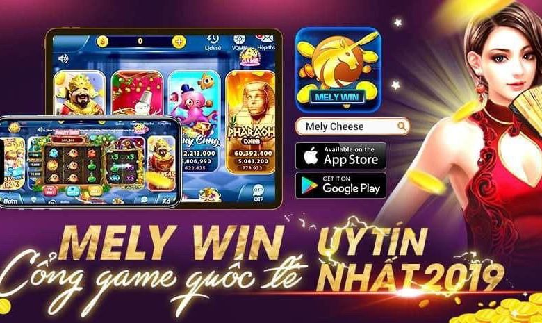 cổng game slot MeLy.Win