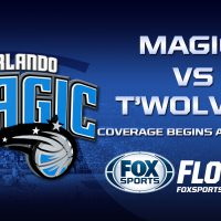 Orlando Magic vs Minnesota