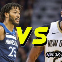 New Orleans Pelicans vs Minnesota Timberwolves