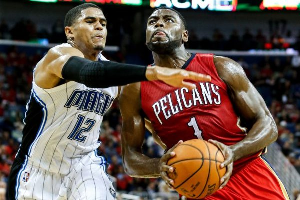 Orlando Magic vs New Orleans Pelicans
