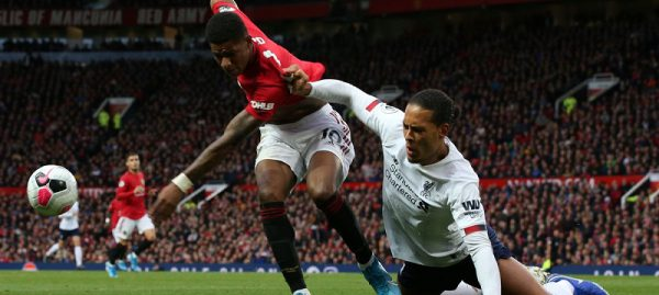 soi kèo Liverpool vs Manchester United