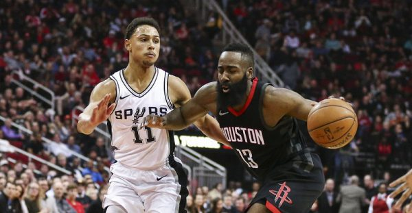 San Antonio Spurs vs Houston Rockets