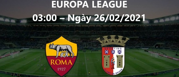 Roma vs Sporting Braga